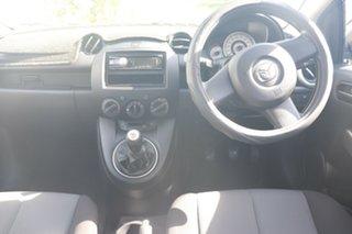 2010 Mazda 2 DE10Y1 MY10 Neo Blue 5 Speed Manual Hatchback.