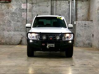 2018 Mitsubishi Pajero NX MY18 GLX White 5 Speed Sports Automatic Wagon.