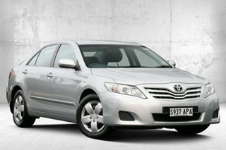 2009 Toyota Camry ACV40R Altise Silver Ash 5 Speed Automatic Sedan.