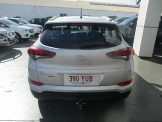 2017 Hyundai Tucson TL Active X (FWD) Silver 6 Speed Automatic Wagon.