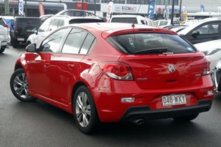 2014 Holden Cruze JH Series II MY14 SRi Red 6 Speed Sports Automatic Hatchback.