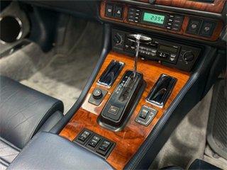 1993 Jaguar XJS Sport White 4 Speed Automatic Convertible