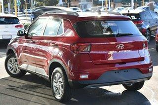 2021 Hyundai Venue QX.V3 MY21 Fiery Red 6 Speed Manual Wagon.