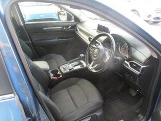 2017 Mazda CX-5 MY17 Maxx Sport (4x4) Blue 6 Speed Automatic Wagon