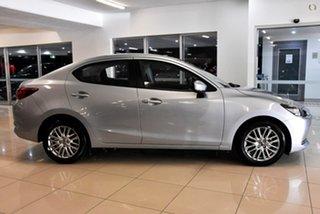 2021 Mazda 2 DL2SAA G15 SKYACTIV-Drive GT Silver 6 Speed Sports Automatic Sedan
