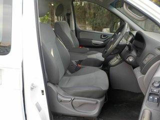 2012 Hyundai iMAX TQ MY11 White 5 Speed Automatic Wagon
