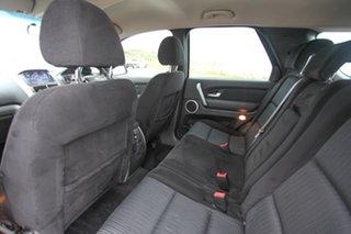 2011 Ford Territory SZ TS Seq Sport Shift Blue 6 Speed Sports Automatic Wagon