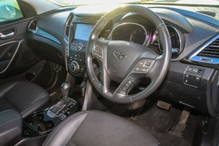 2015 Hyundai Santa Fe DM3 MY16 Elite White 6 Speed Sports Automatic Wagon