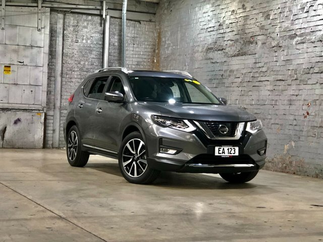 Used Nissan X-Trail T32 Series II Ti X-tronic 4WD Mile End South, 2019 Nissan X-Trail T32 Series II Ti X-tronic 4WD Grey 7 Speed Constant Variable Wagon