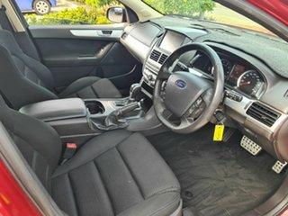 2013 Ford Falcon FG MkII XR6 Maroon 6 Speed Sports Automatic Sedan