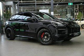 2020 Porsche Cayenne 9YB MY21 GTS Coupe Tiptronic Black 8 Speed Sports Automatic Wagon.