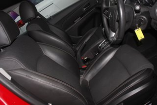 2014 Holden Cruze JH Series II MY14 SRi Red 6 Speed Sports Automatic Hatchback