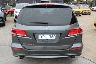 2010 Honda Odyssey 4th Gen MY10 Luxury Grey 5 Speed Sports Automatic Wagon