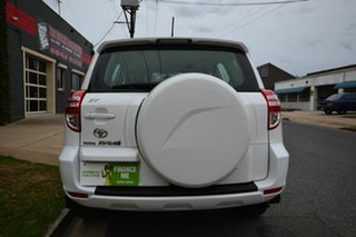 2011 Toyota RAV4 ACA38R CV (2WD) White 4 Speed Automatic Wagon.