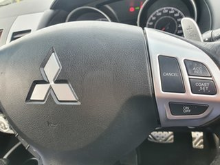 2011 Mitsubishi Outlander ZH MY12 XLS White 6 Speed Constant Variable Wagon