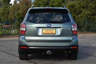 2014 Subaru Forester S4 MY14 2.5i-S Lineartronic AWD Green 6 Speed Constant Variable Wagon