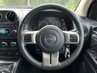 2012 Jeep Compass MK Sport White Manual Wagon