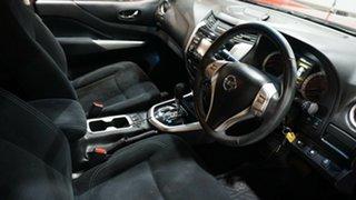 2016 Nissan Navara D23 ST Red 7 Speed Sports Automatic Utility