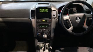 2009 Holden Captiva CG MY09.5 CX AWD White 5 Speed Sports Automatic Wagon