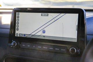 2021 Hyundai Kona Os.v4 MY21 Highlander 2WD Dark Knight & Phantom Black Roof 8 Speed