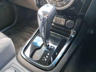 2015 Holden Colorado RG MY16 LTZ Crew Cab Silver 6 Speed Sports Automatic Utility