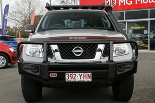 2013 Nissan Pathfinder R51 MY10 ST Gold 6 Speed Manual Wagon.