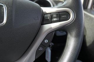 2012 Honda Jazz GE MY12 VTi White 5 Speed Manual Hatchback