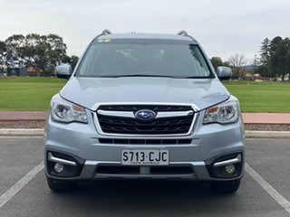 2017 Subaru Forester S4 MY17 2.5i-L CVT AWD Silver 6 Speed Constant Variable Wagon.