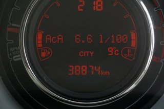 2016 Fiat 500C Series 4 POP Green 5 Speed Manual Convertible