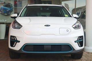 2021 Kia Niro DE 21MY EV 2WD Sport Snow White Pearl 1 Speed Reduction Gear Wagon