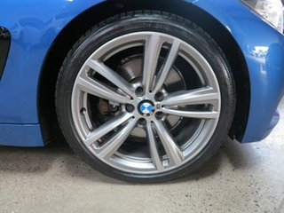 2016 BMW 4 Series F36 428i Gran Coupe M Sport Blue 8 Speed Sports Automatic Hatchback