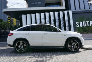 2018 Mercedes-Benz GLE-Class C292 GLE43 AMG Polar White 9 Speed Sports Automatic Coupe.