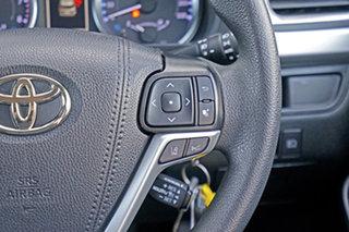 2019 Toyota Kluger GSU50R GX 2WD Grayish Bl 8 Speed Sports Automatic Wagon