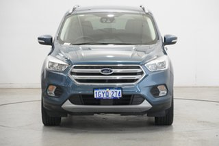 2019 Ford Escape ZG 2019.25MY Trend Blue Metallic 6 Speed Sports Automatic SUV.