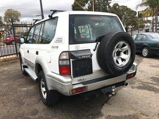 1998 Toyota Landcruiser Prado VZJ95R GXL 4 Speed Automatic Wagon
