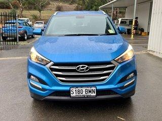 2016 Hyundai Tucson TL Active X 2WD Blue 6 Speed Sports Automatic Wagon.