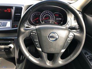 2013 Nissan Maxima J32 MY11 250 X-tronic ST-L Gunmetal 6 Speed Constant Variable Sedan