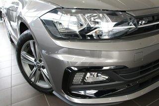 2021 Volkswagen Polo AW MY21 85TSI DSG Comfortline Limestone Grey 7 Speed.