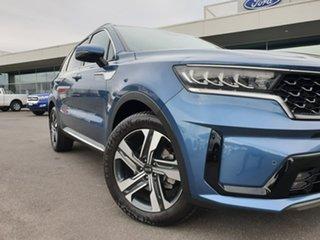 2020 Kia Sorento MQ4 MY21 Sport+ AWD Blue 8 Speed Sports Automatic Dual Clutch Wagon.