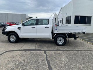 2019 Ford Ranger PX MkIII 2019.00MY XL White 6 Speed Sports Automatic Double Cab Chassis