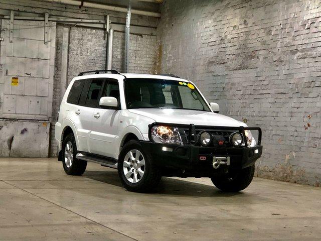 Used Mitsubishi Pajero NX MY18 GLX Mile End South, 2018 Mitsubishi Pajero NX MY18 GLX White 5 Speed Sports Automatic Wagon