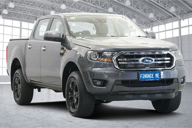 Used Ford Ranger PX MkIII 2020.25MY XLS Victoria Park, 2020 Ford Ranger PX MkIII 2020.25MY XLS Meteor Grey 6 Speed Sports Automatic Double Cab Pick Up