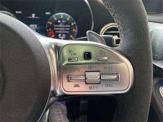 2020 Mercedes-Benz C-Class W205 C43 AMG Graphite Grey Sports Automatic Sedan