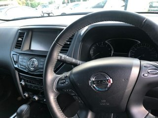 2013 Nissan Pathfinder TI Red Automatic Wagon
