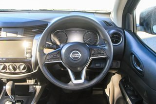 2021 Nissan Navara D23 MY21 SL 4x2 White Diamond 7 Speed Sports Automatic Utility
