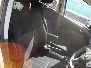 2011 Suzuki SX4  MY11  4x4 White Continuous Variable Hatchback