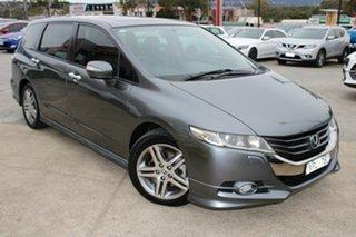 2010 Honda Odyssey 4th Gen MY10 Luxury Grey 5 Speed Sports Automatic Wagon.
