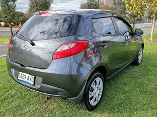 2013 Mazda 2 DE10Y2 MY13 Neo Grey 4 Speed Automatic Hatchback.