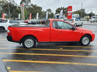 2013 Ford Falcon FG MkII EcoLPi Ute Super Cab Red 6 Speed Sports Automatic Utility