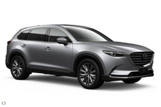 2021 Mazda CX-9 TC Azami SKYACTIV-Drive Silver 6 Speed Sports Automatic Wagon.
